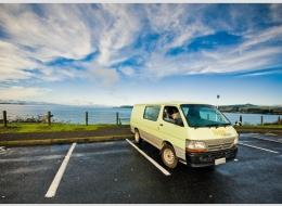 Hugo Campervan Rentals Auckland